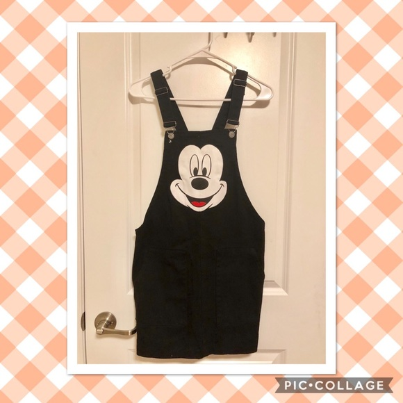 Forever 21 Dresses Brand New Women Mickey Mouse Dress Overall